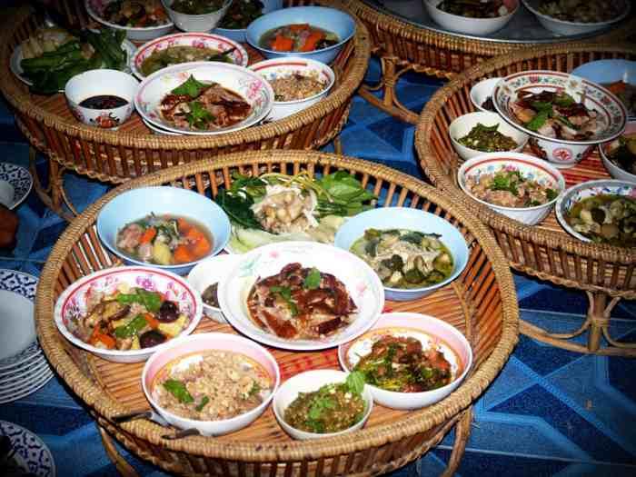tips mempersiapkan acara bukber - menggunakan potluck
