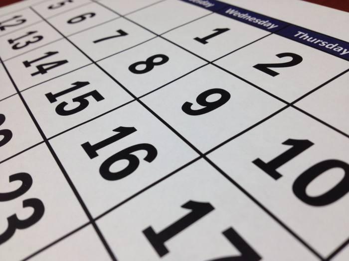 tips mempersiapkan acara bukber - memilih waktu