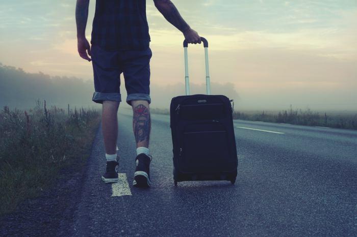 tips liburan - berkemas secukupnya