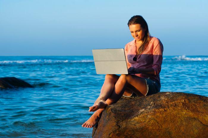 tips liburan - mencatat kenangan baik
