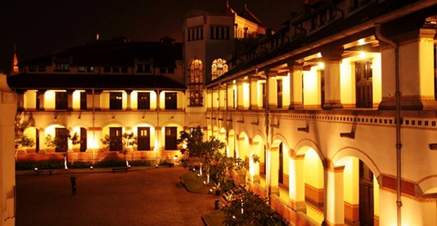 Liburan Seru di 9 Destinasi Wisata Malam di Semarang