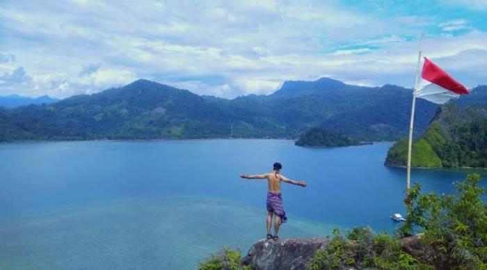Tujuan Wisata Sumatera Barat