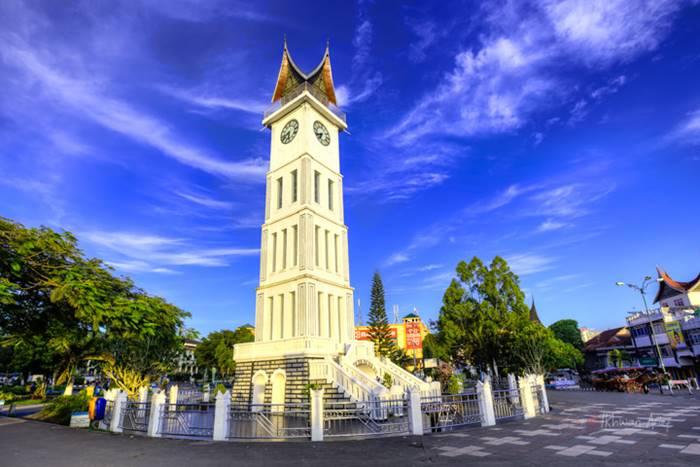 Destinasi Wisata Kota Padang