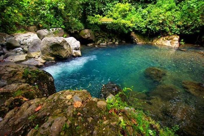 Wisata terbaik di Padang