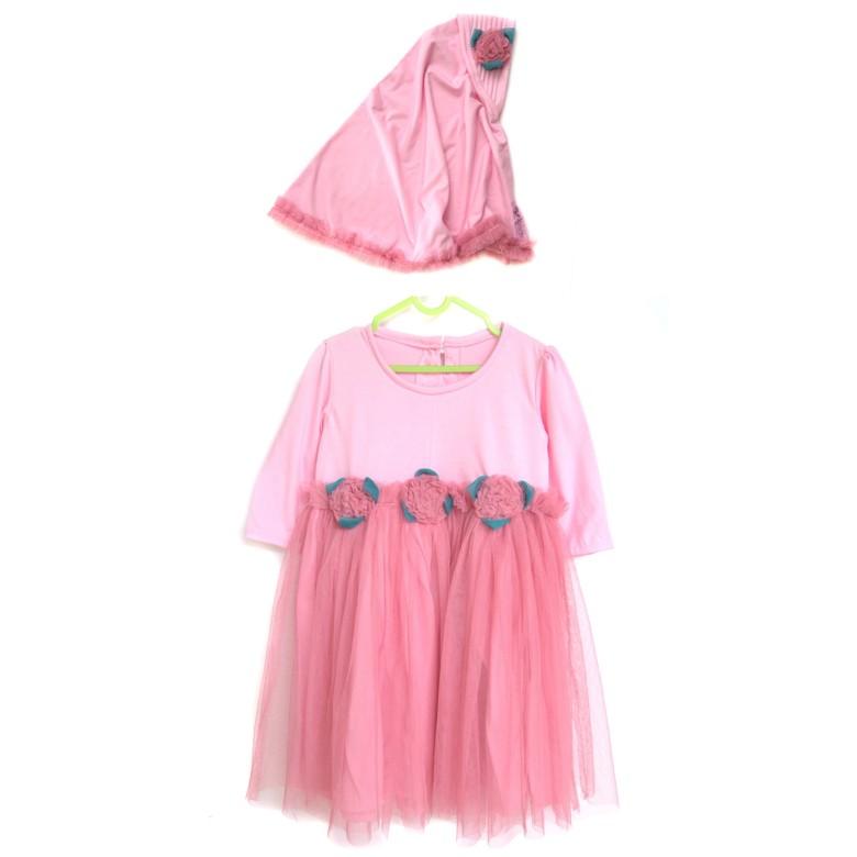 model baju lebaran anak