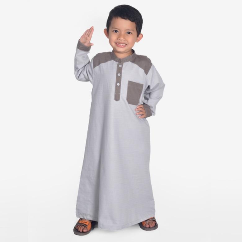 model baju lebaran anak 2019