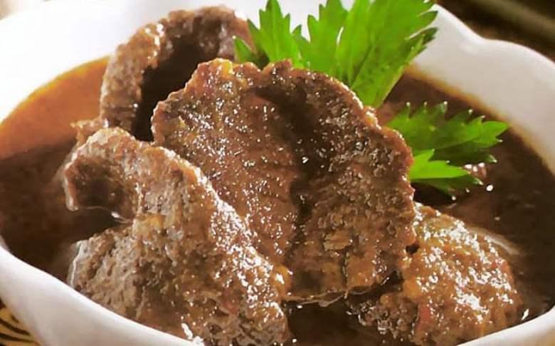 resep semur daging sapi, cara membuat semur daging sapi, bahan semur daging sapi
