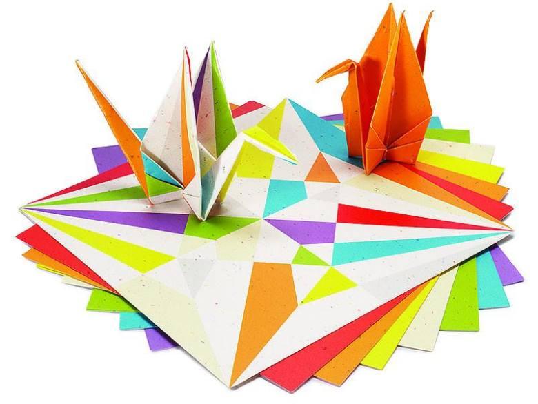 cara membuat amplop lebaran, cara membuat amplop lebaran dari kertas origami