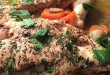 resep opor ayam, cara membuat opor ayam, resep dan cara membuat opor ayam lebaran