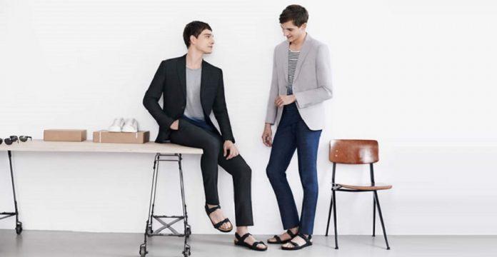 Model Sandal Pria