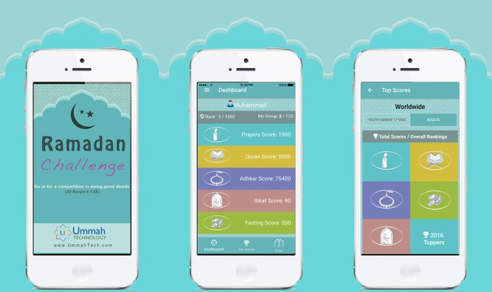 Aplikasi Ramadan Challenge