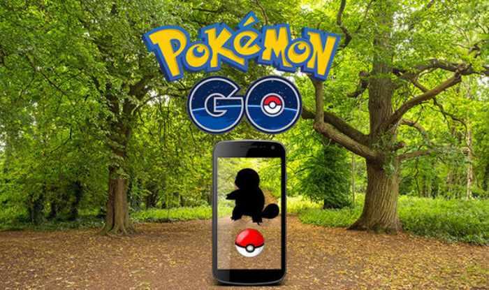 game mudik seru - Pokemon Go