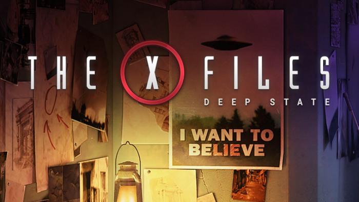 game mudik seru - The X Files