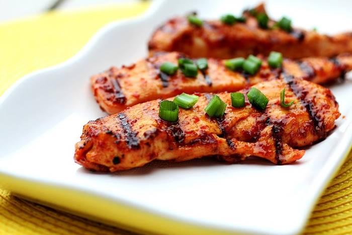 Menu makanan sehat untuk buka puasa - Ayam Panggang