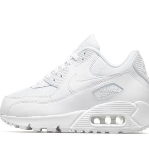 sepatu putih nike air max