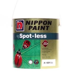 merk cat tembok yang bagus dan terbaik - nippon paint