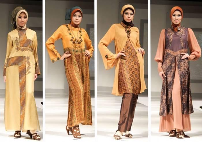 Tren Fashion Ramadan - Batik