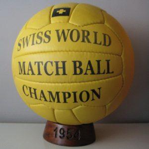 Bola Resmi Piala Dunia - 1954 Swiss World Champion