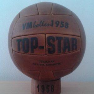 Bola Resmi Piala Dunia - 1958 Top Star