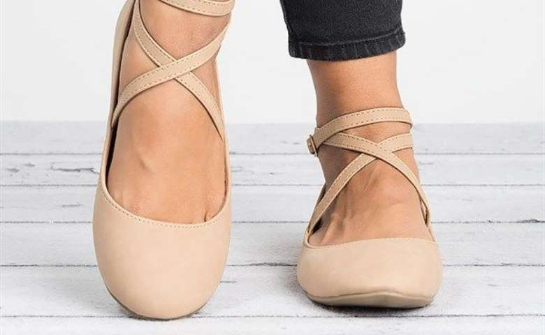 Balerina flat sandals