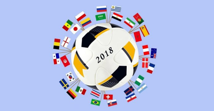 Peserta Piala Dunia 2018