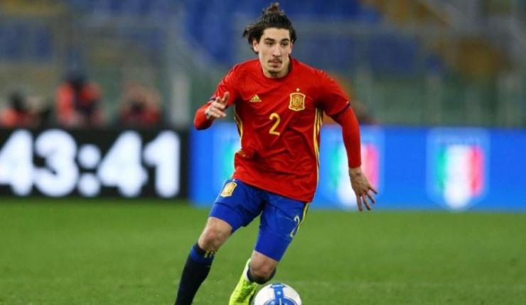 Pemain Sepak Bola Tercepat - Hector Bellerin