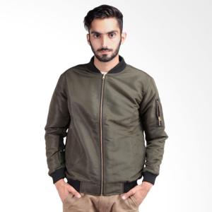 pakaian pria jaket bomber