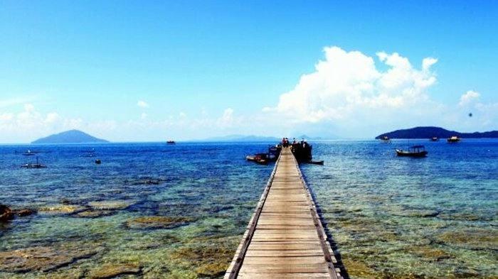 Pulau Lemukutan - Wisata di Pontianak