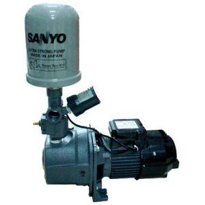 merk pompa air terbaik - sanyo