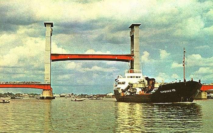 Fakta Jembatan Ampera Palembang