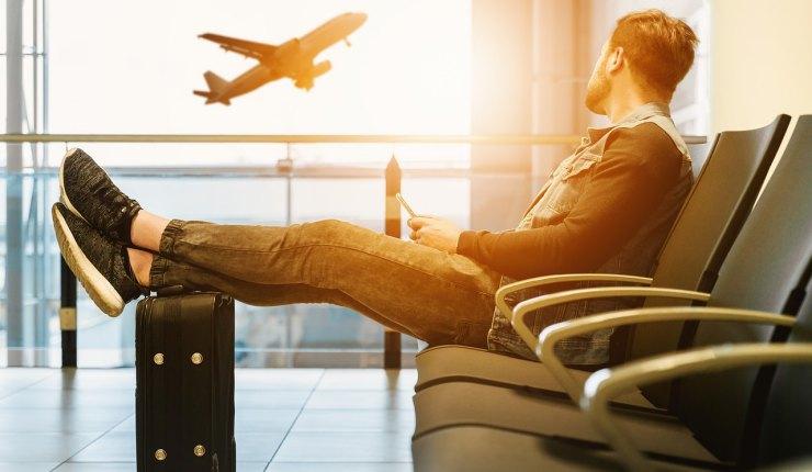 strategi mencari tiket pesawat murah promo