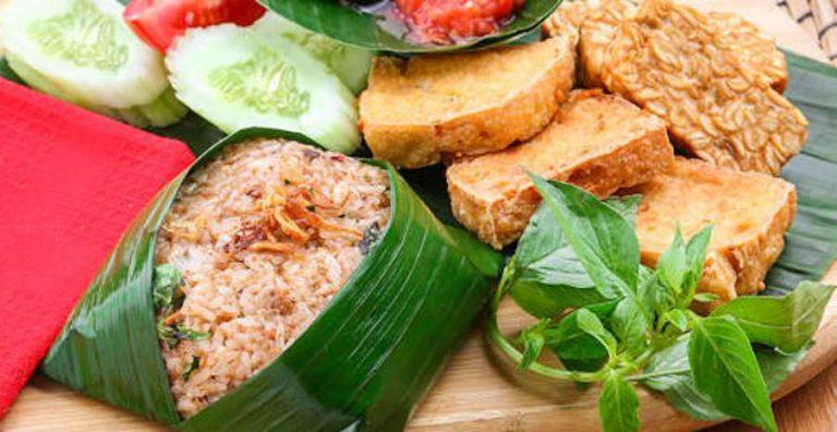 Masakan khas Sukabumi