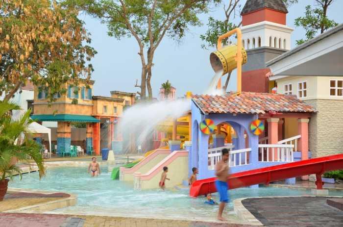 Wisata Waterpark Bekasi