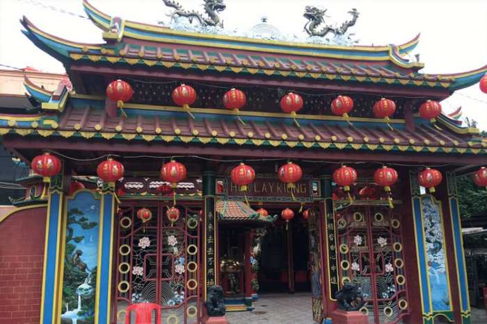 Objek wisata kota Bekasi