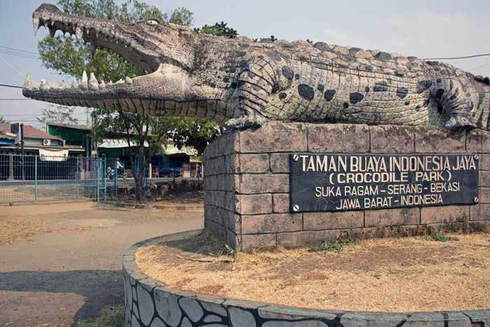 Wisata bekasi - Taman Buaya Bekasi