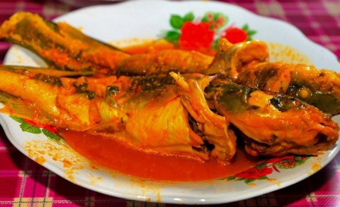 Wisata kuliner di Pekanbaru