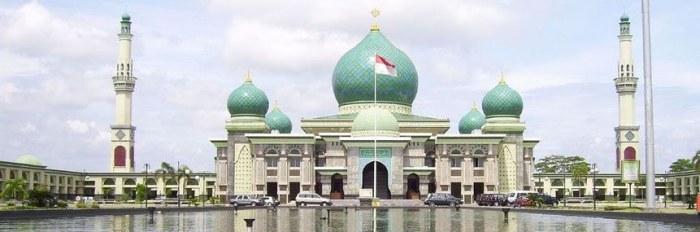 Wisata Religi Kota Pekanbaru