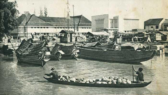 Fakta unik kota palembang