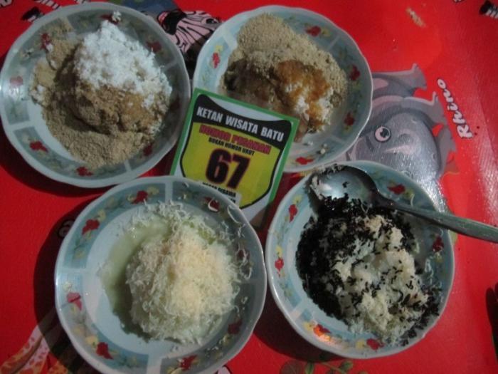 Makanan tradisional Malang