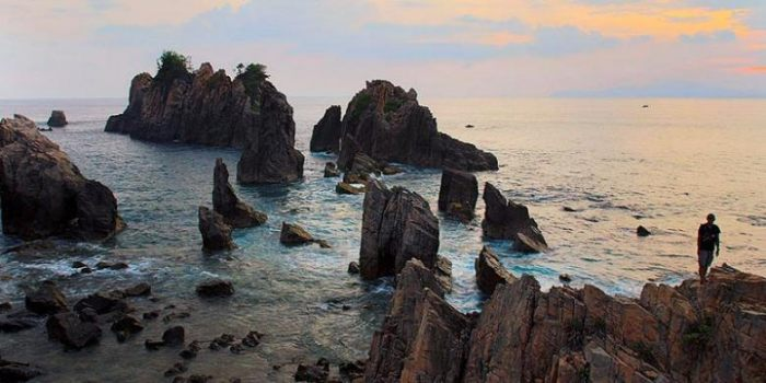 Wisata Pantai di Lampung