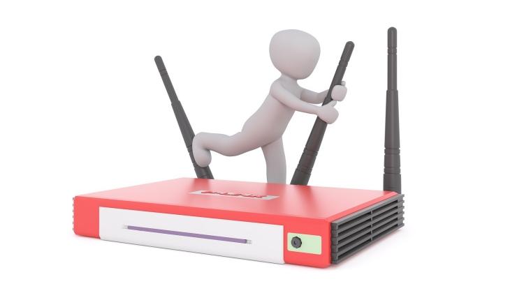 mempercepat koneksi wifi di laptop / pc