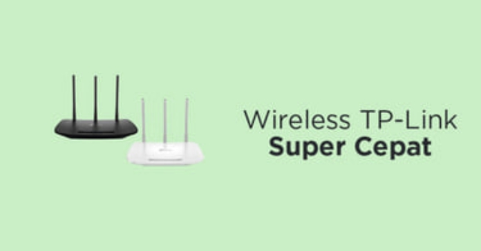 jual router wireless tp link