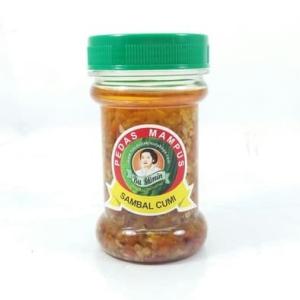 jenis sambal khas indonesia - Sambal Cumi