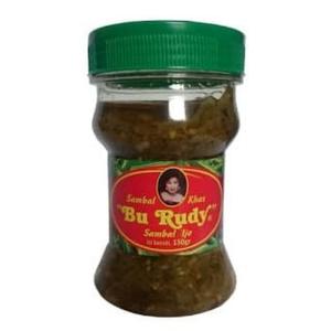 macam-macam sambal khas indonesia - Sambal Hijau