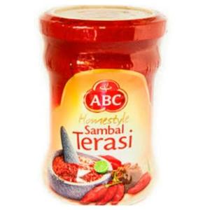 jenis sambal khas indonesia - Sambal Terasi