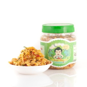 macam-macam sambal khas indonesia - Sambal Teri