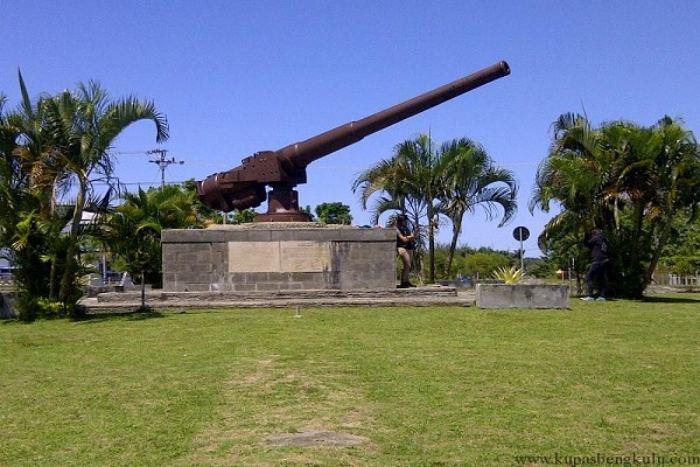 tempat wisata di kota Bengkulu