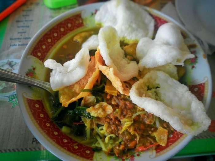 Tempat wisata kuliner Banyuwangi