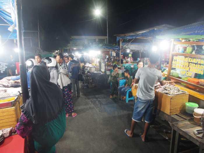 Destinasi Wisata Kuliner Kupang Nusa Tenggara Timur
