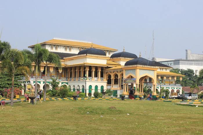 Destinasi Wisata Kota Medan